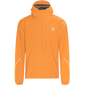 Haglöfs L.I.M Proof Jacket Men tangerine